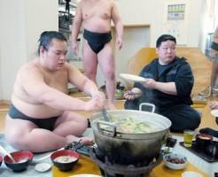 相撲取りが糖尿病にならないのは運動量