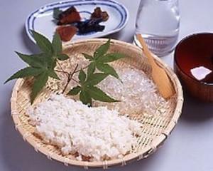 山形の伝統食水まま