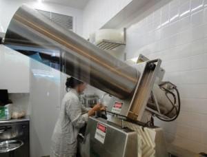 コールドプレスジュースの機械