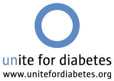 11月16日の国際糖尿病デーではシンボルマークにちなんでブルーライトアップされます