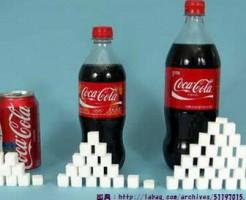 清涼飲料水の砂糖で急性糖尿病の原因になる