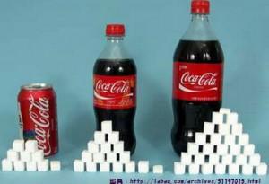 コーラの砂糖によるペットボトル症候群は子供の糖尿病の原因になる