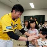 阪神の岩田選手は1型糖尿病でも頑張っています