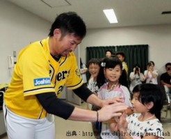 岩田投手は1型糖尿病