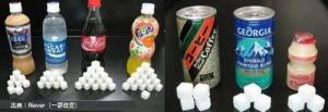 子供の糖尿病はペットボトル飲料によるペットボトル症候群が引き起こします