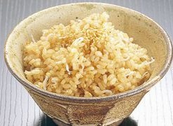 糖尿病に良い玄米を食べてください