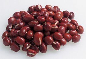 小豆は糖の分解を抑えて血糖値を下げる