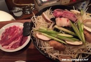 木本武宏のライザップの糖質制限ではジンギスカンで夕食