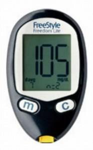 血糖測定器の購入で保険適用できるのか
