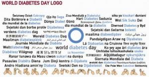 国際糖尿病デーは11月16日でブルーライトアップの日です