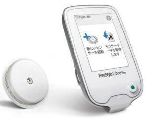 アボット社のフリースタイル・リブレを購入すれば簡単に食後高血糖を測定できます
