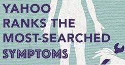 YAHOOで検索された病気の第1位は糖尿病
