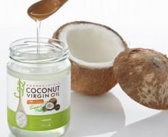 ココナツオイルのニオイは血糖値を下げる働きがある