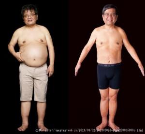 ライザップの減量作戦で森永卓郎は糖尿病を完治した