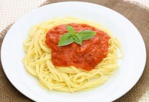 スパゲッティーはウドンより血糖値を上げないから糖尿病に良い