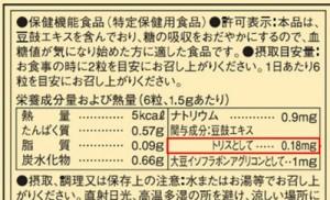 中尾彬の豆鼓エキスが販売中止になったのは成分に問題があったから
