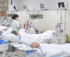 糖尿病腎症の病期が進めば人工透析が必要