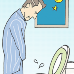 糖尿病ではEDと夜間頻尿が多い