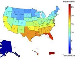 糖尿病が増えるのは地球温暖化で気温が上がるからです