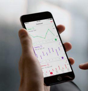 糖尿病では自己管理アプリでデータをグラフ化すると効果が上がります