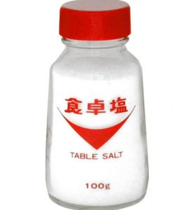 塩分を摂りすぎると糖尿病のリスクが上がる