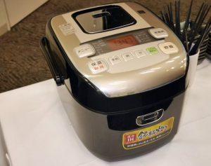 アイリスオーヤマの炊飯器はレジスタントスターチを2倍にするので血糖値が高い人にもおすすめ