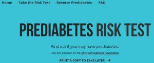 アメリカでは前糖尿病でも自分が糖尿病だとしらない人が多い