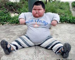 成人の糖尿病は7歳での肥満児が原因