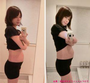 相沢まきは妊娠8ヵ月ですが妊娠糖尿病と診断されてしまった