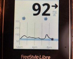 血糖トレンドを調べることは合併症の予防に役立つ