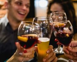 ホドホドの飲酒は糖尿病のリスクを下げるのか?