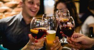 週に3、4回の飲酒は糖尿病のリスクを高めない