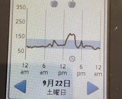 食後高血糖を測るならフリースタイル・リブレ