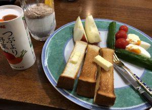 バナナ酢で血糖値が上がることをフリースタイルリブレで検証
