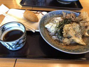 フリースタイルリブレで測ってみたた天ぷら蕎麦は食後高血糖をおこさない