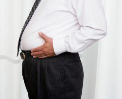 肥満サラリーマンの糖尿病率は非常に高い