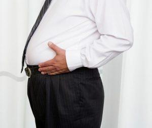 糖尿病率は肥満サラリーマンで非常に高い