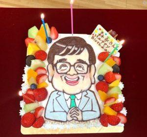 バースデーケーキも食べずに森永卓郎は糖尿病を克服